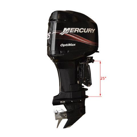 Mercury optimax 2006 225 dfi 3 0l outboard boat outboard for Mercury boat motor parts on ebay