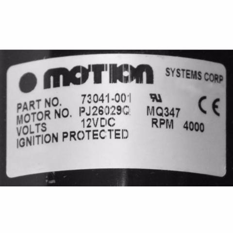 Motion 73041 001 Mq347 Pj26029q Electric Boat Hatch Lift