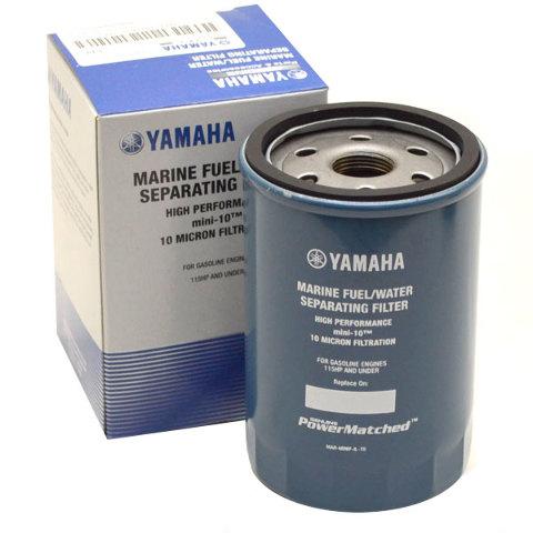 Yamaha Mini Micron Fuel Water Separating Filter