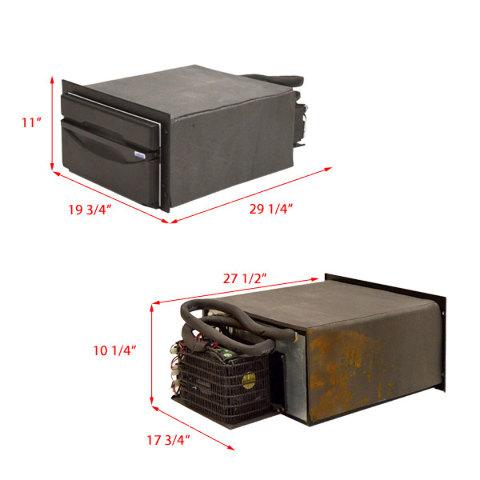 Used R22 Refrigerant: Isotherm Marine Refrigerator Parts