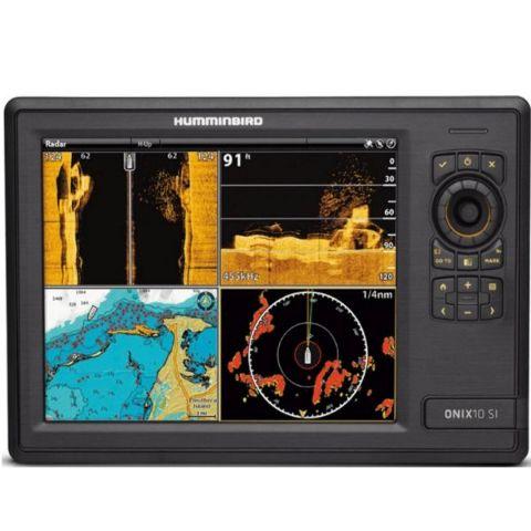humminbird boat sonar gps onix 10 ci nt si combo 409780-1 | non, Fish Finder