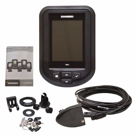 Ranger 408700 1 humminbird piranhamax 195c boat fish for Piranha fish finder