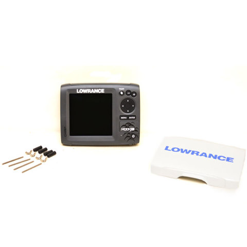 fish finder hook up Lowrance hook2 fishfinders lowrance fish finder & gps hook2 has a wider sonar cone for more than twice the sonar coverage of traditional fish finders hook.