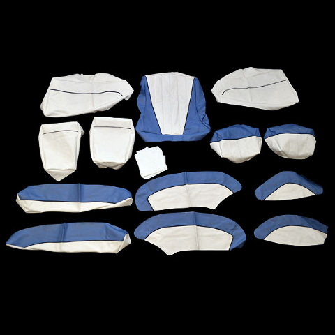 Sea Ray 185 Br Boat Seat Skin Kit 2066262 2012 White
