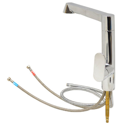 grohe kitchen faucet k7 5350075 carver marquis yachts w pull out spray. beautiful ideas. Home Design Ideas