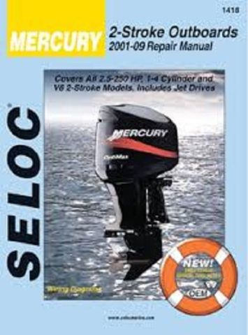 mercury 5hp outboard motor manual