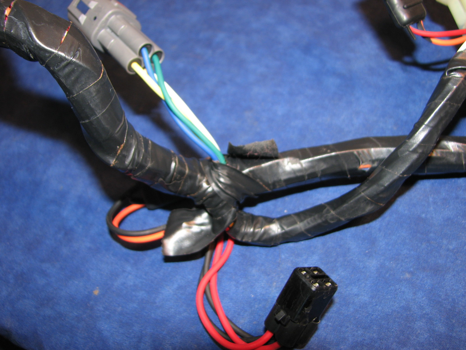 Arctic Cat Wiring Harness Opinions About Diagram 2005 400 4x4 Vp Auto 0486 165 Ebay 2007 700 Efi 454