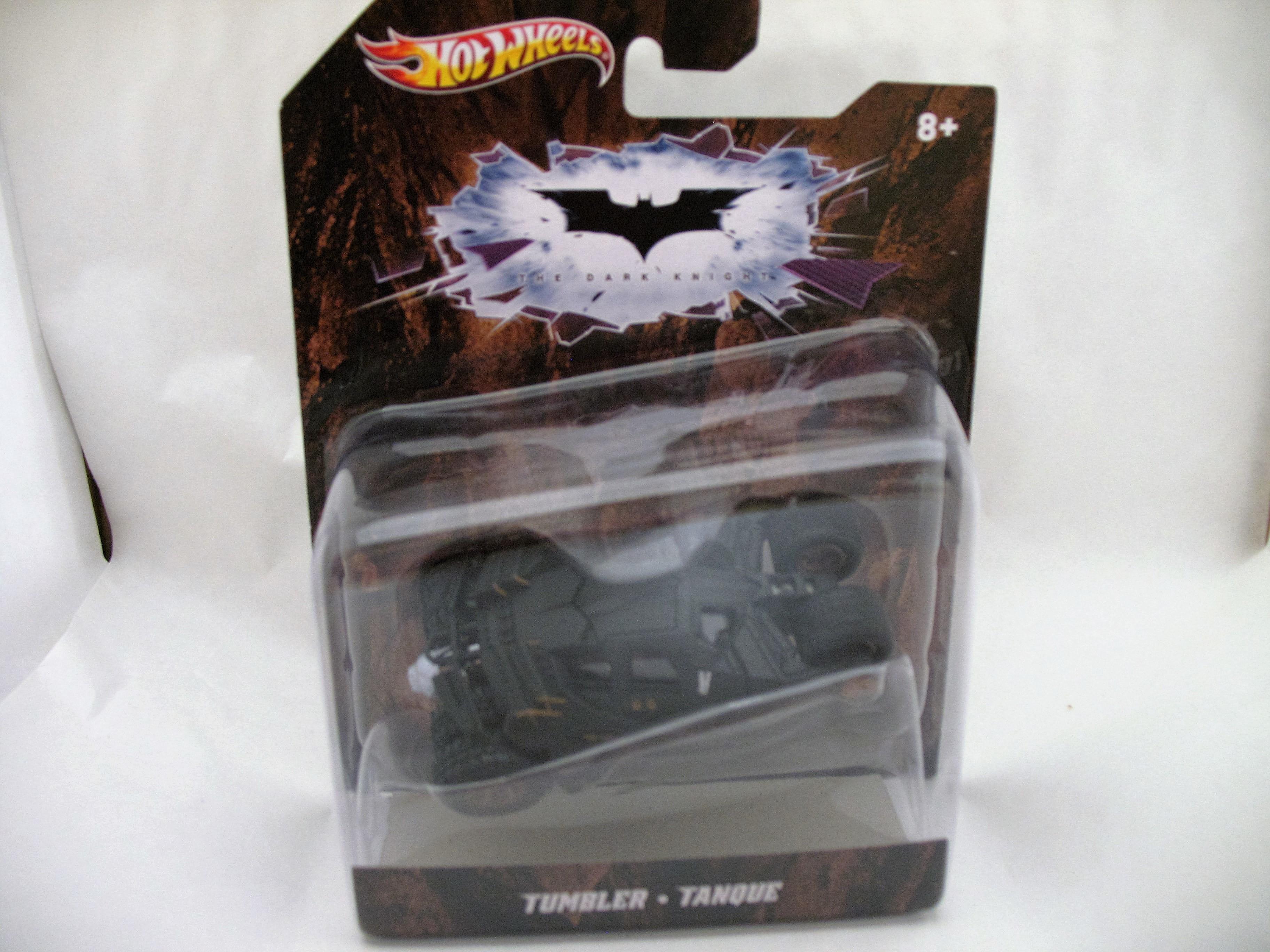 Filme Do Hot Wheels pertaining to hot wheels 2011 batman the dark knight black tumbler x4034 1:50