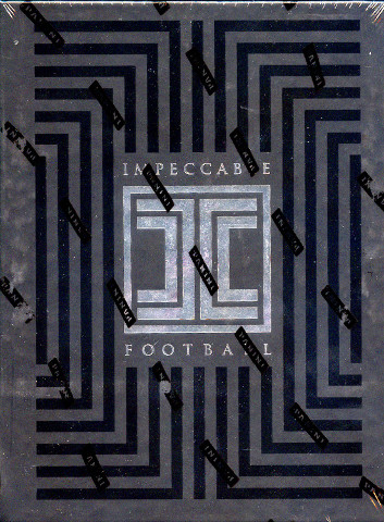 2016 Panini Impeccable Football Hobby 8 Card Pack/Box (Sealed)