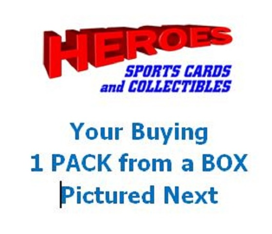 2017 Panini XR Football Hobby Pack (7 Cards)(Sealed)(Random)
