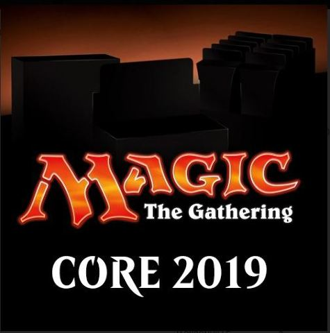 Magic the Gathering (MTG) Core Set Booster 6 Box Case (English) (Sealed) 2019