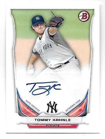 NATHAN EOVALDI 2011 Topps Bowman Sterling Rookie RC Auto Autograph #12 Dodgers