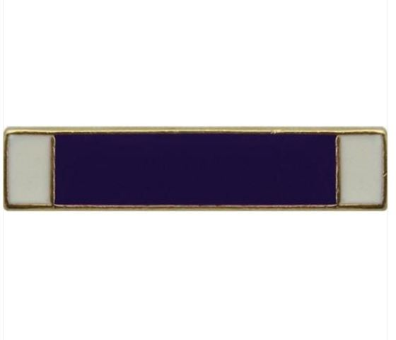 "Vanguard Purple Heart Lapel Pin (PH) (approximately 5/8"" length x 1/8"" width)"