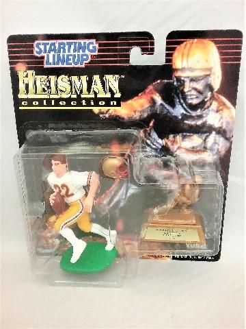 1998 Doug Flutie Starting Lineup Heisman collection 1984 Boston College Eagles McFarlane