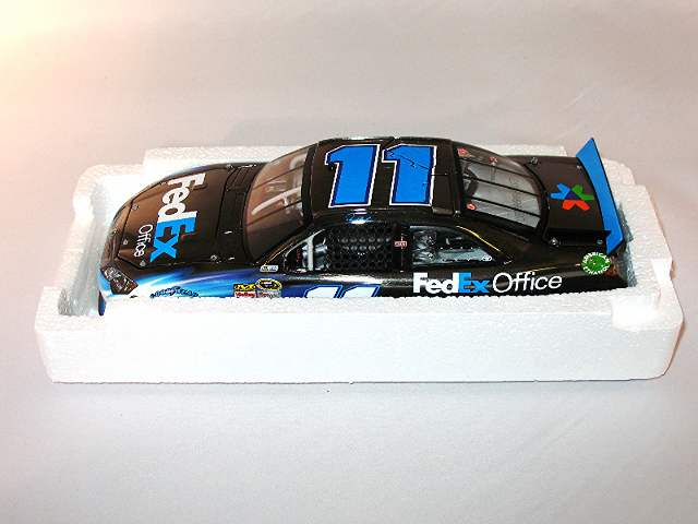 NASCAR Denny Hamlin 1:24 ACTION 2012 Camry #11 FedEx Office Brushed Metal 1/72