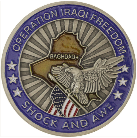 Vanguard COIN: IRAQI FREEDOM