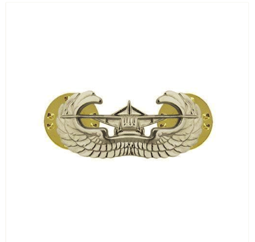 Vanguard ARMY DRESS BADGE: AIRBORNE GLIDER - MINIATURE