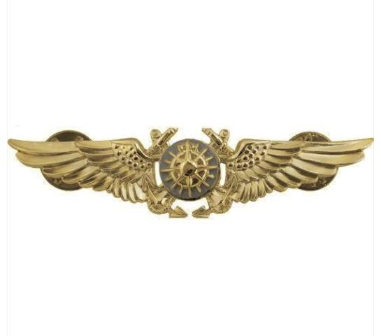 Vanguard MARINE CORPS BADGE: AERIAL NAVIGATOR