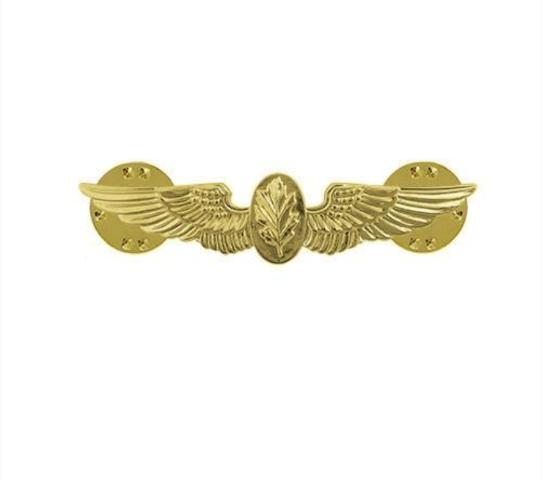 Vanguard NAVY BADGE: FLIGHT NURSE - MINIATURE, MIRROR FINISH