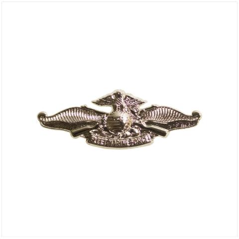 Vanguard NAVY BADGE: FLEET MARINE FORCE - MINIATURE, MIRROR FINISH