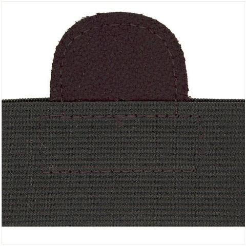 Vanguard NAVY CAP BAND: MIDSHIPMAN