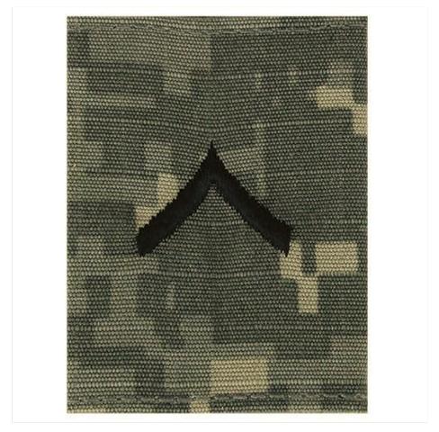 Vanguard ARMY GORTEX RANK: PRIVATE - ACU JACKET