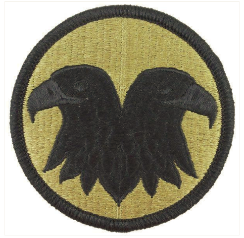 Vanguard ARMY PATCH: RESERVE COMMAND - EMBROIDERED ON OCP