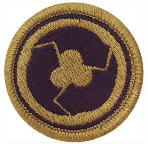 Vanguard ARMY PATCH: 311TH SUPPORT COMMAND - EMBROIDERED ON OCP