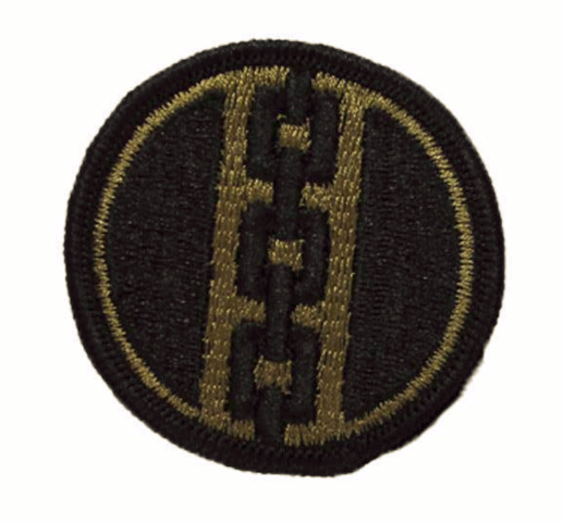 Vanguard ARMY PATCH: 301ST SUPPORT GROUP - EMBROIDERED ON OCP