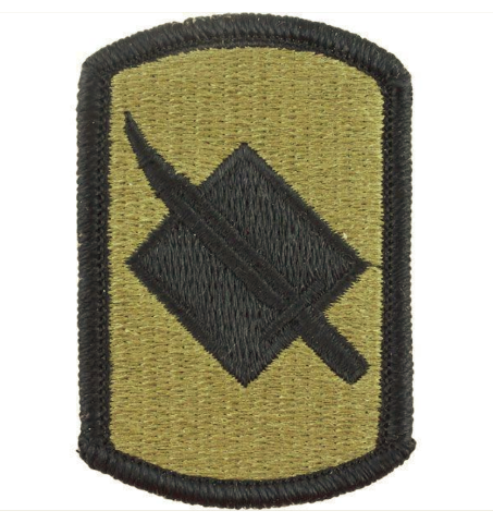 Vanguard ARMY PATCH: 39TH INFANTRY BRIGADE - EMBROIDERED ON OCP