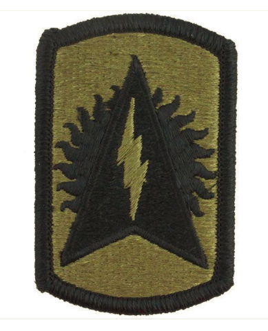 Vanguard ARMY PATCH: 164TH AIR DEFENSE ARTILLERY - EMBROIDERED ON OCP