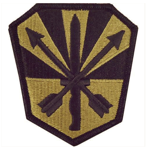 Vanguard ARMY PATCH: ARIZONA NATIONAL GUARD - EMBROIDERED ON OCP