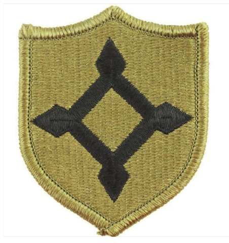 Vanguard ARMY PATCH: FLORIDA NATIONAL GUARD - EMBROIDERED ON OCP