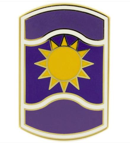 Vanguard ARMY COMBAT SERVICE IDENTIFICATION BADGE 361ST CIVIL AFFAIRS BRIGADE