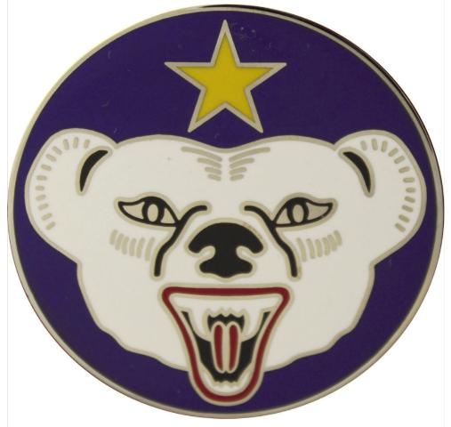 Vanguard ARMY COMBAT SERVICE IDENTIFICATION BADGE CSIB UNITED STATES ARMY ALASKA