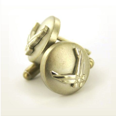 Vanguard AIR FORCE CUFF LINKS: EAGLE DEVICE