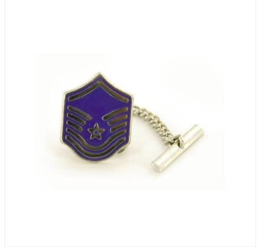 Vanguard AIR FORCE TIE TAC: MASTER SERGEANT