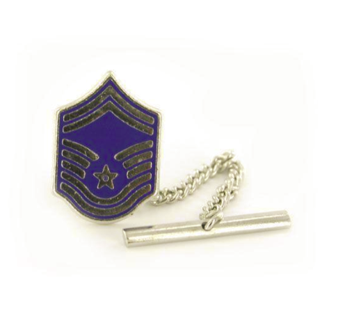 Vanguard AIR FORCE TIE TAC: MASTER SERGEANT: SENIOR