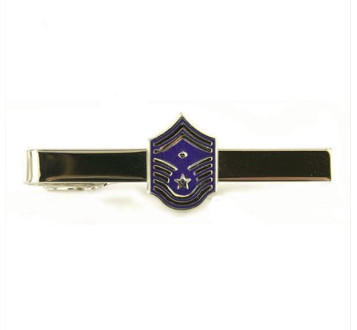 Vanguard AIR FORCE TIE BAR: MASTER SERGEANT: SENIOR: FIRST SERGEANT
