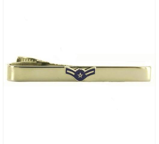 Vanguard AIR FORCE TIE BAR: ENLISTED AIRMAN