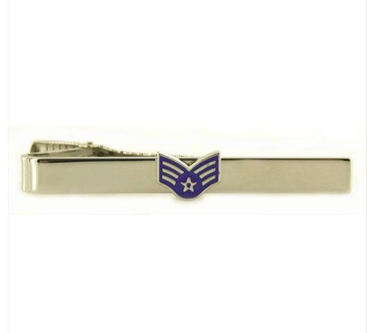 Vanguard AIR FORCE TIE BAR: ENLISTED AIRMAN: SENIOR