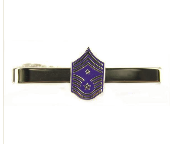Vanguard AIR FORCE TIE BAR: COMMAND CHIEF MASTER SERGEANT