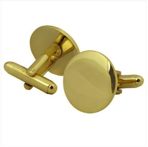Vanguard CUFF LINKS - GOLD