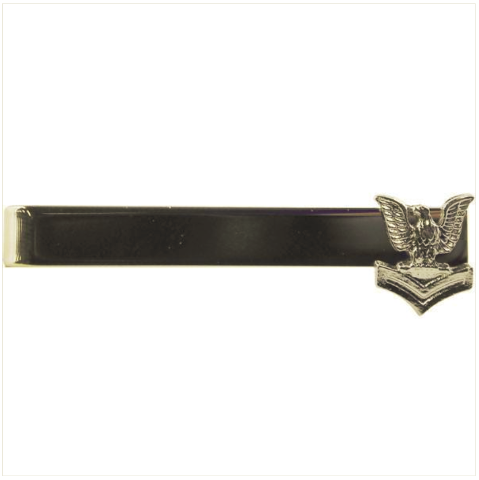 Vanguard NAVY TIE CLASP: E5 PETTY OFFICER SECOND CLASS