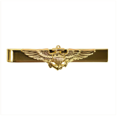 Vanguard NAVY TIE BAR: AVIATOR