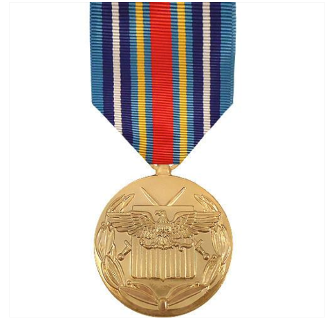 Vanguard Full Size GLOBAL WAR ON TERRORISM EXPEDITIONARY Medal -24K Gold Plated