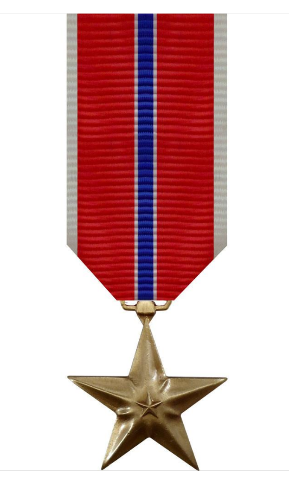 Vanguard MINIATURE MEDAL BRONZE STAR