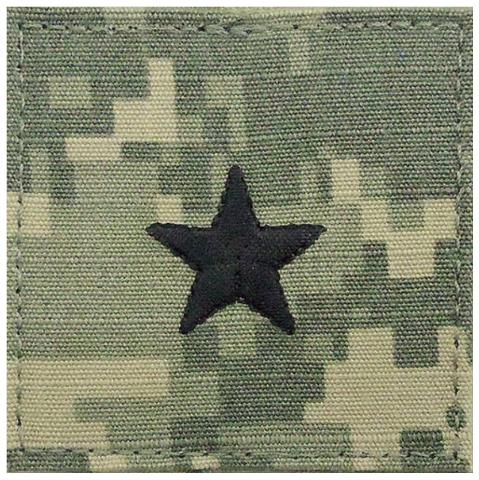 Vanguard ARMY EMBROIDERED ACU RANK INSIGNIA: BRIGADIER GENERAL