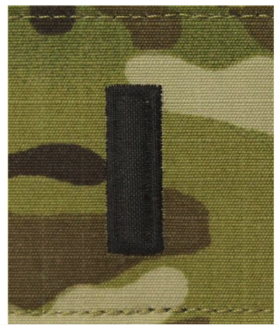 Vanguard ARMY AND AIR FORCE GORTEX OFFICER RANK: FIRST LIEUTENANT OCP JACKET TAB