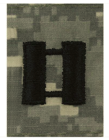 Vanguard ARMY GORTEX RANK: CAPTAIN - ACU JACKET